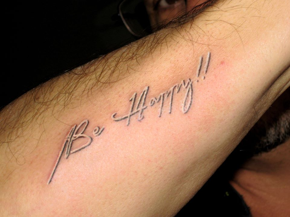 Be Happy!! - Twotattoo