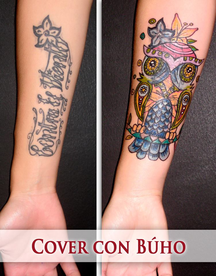 Signification Du Tatouage Hibou Twotattoo